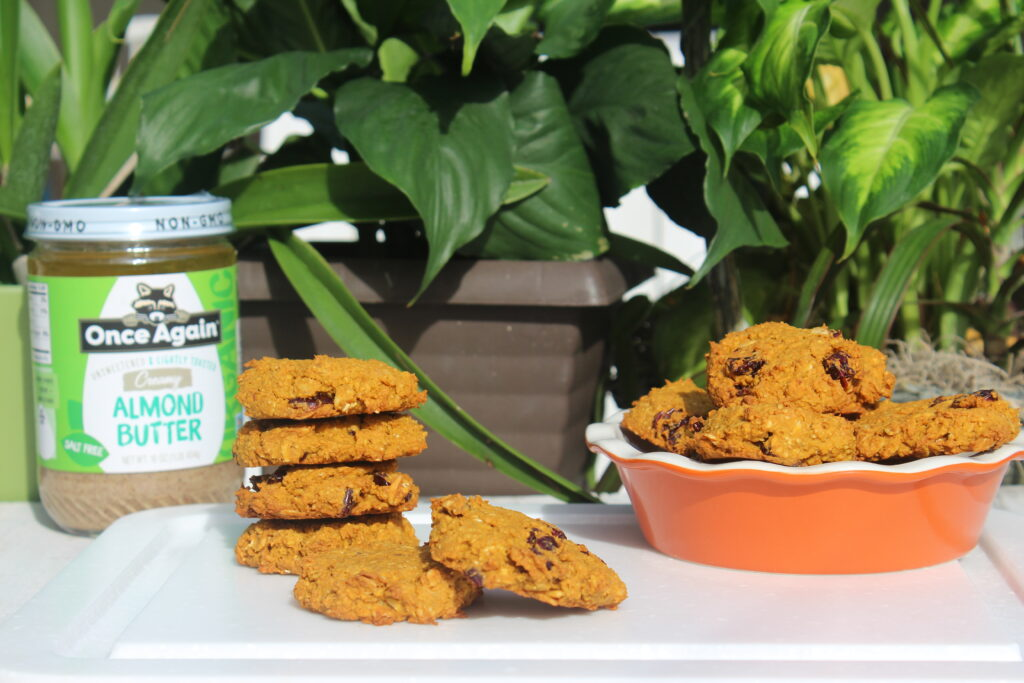 Pumpkin Breakfast Cookie