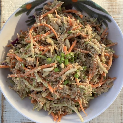 Almond Chicken Salad