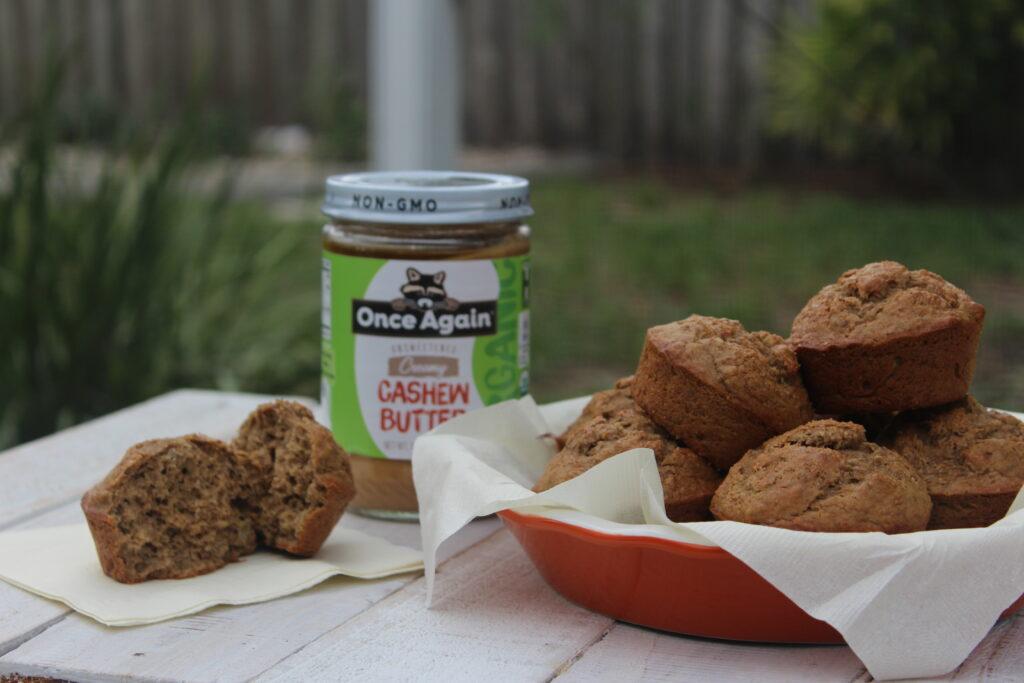 Brown Sugar cinnamon Muffins