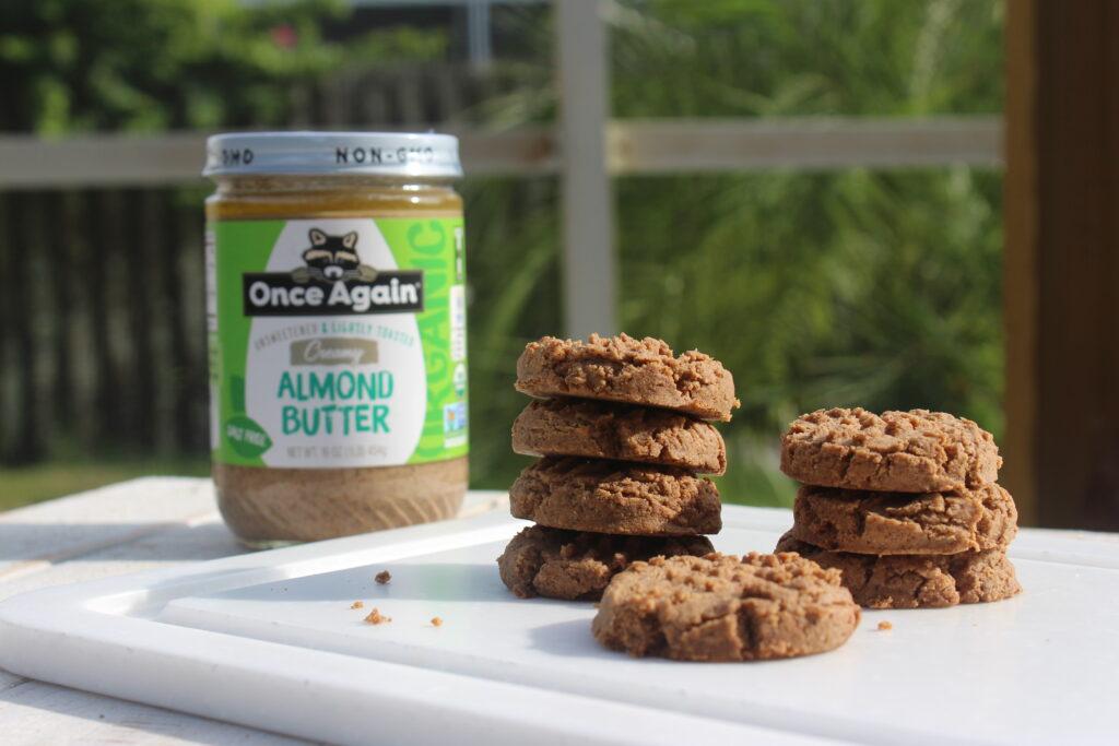 Almond Shortbread Cookie