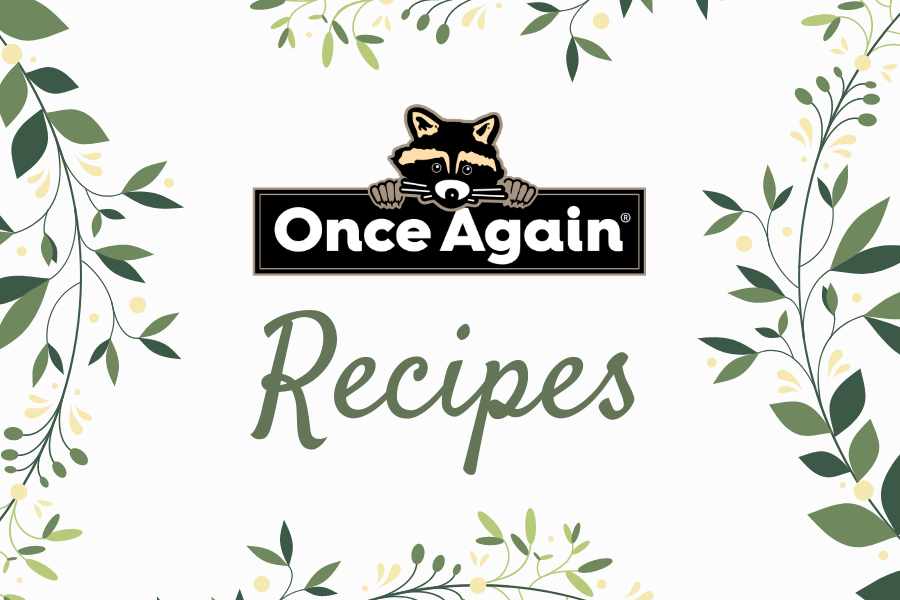 Find our Recipes here